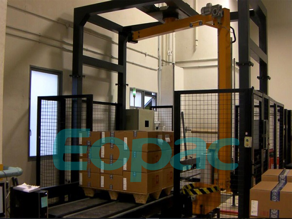 Rotary Stretch Wrapping Equipment