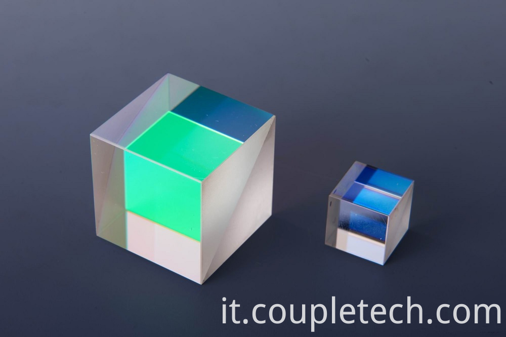 Polarization Beamsplitter Cube