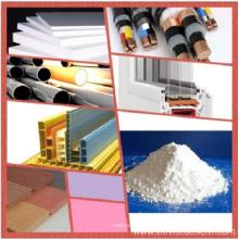 Estabilizador de calor de Ca-Zn para la producción de productos plásticos