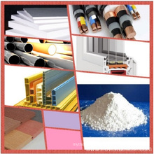Ca-Zn Heat Stabilizer for Plastic Products Production