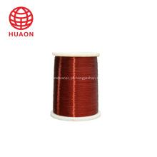 Fio de cobre esmaltado isolado EIW / 180 do poliesterimide