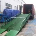 Venda imperdível! Rampas móveis da doca de carga de China
