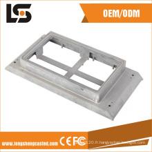 Pièces en aluminium de logement de réverbère industriel de la notation IP66 LED