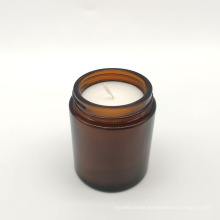 Customized Luxury Brand Fragrance Wax Candles in Glass Candles Scented