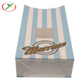 Stand up flexo printing popcorn bag with window