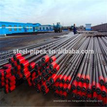 Peso caliente del tubo del acero de carbón de la venta
