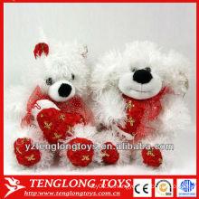 Валентина подарки плюшевый медведь игрушка девушка & мальчик