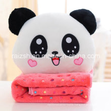 Hand Warmer Pillow Air Conditioning Blanket Office Napping Blanket