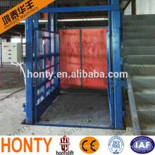 Carril de guía barato del obturador del rodillo del CE / elevación vertical del elevador