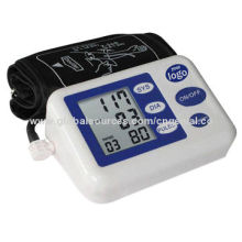 Leading Factory Accuracy Digital Sphygmomanometer/Thermometer in Mainland China, LCD Digital Display