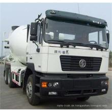 Shacman 9m3 Betonmischer LKW mit Militär Chassis