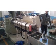Extrusor de reciclaje de la película de PP 20115, línea de granulación de la película de los PP, granulador de la película de los PP