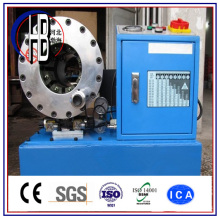 Niedrigster Preis-hohe Qualität drücken hydraulische Schlauch-Kräuselungs-Maschine