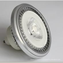 Projecteur à LED COW de 12W 110 / 220V GU10 CREE COB