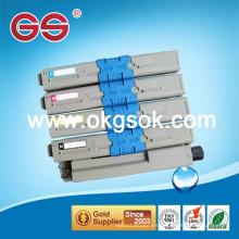 Express C561 Cartucho de tóner MC562 de relleno para OKI 44973508 44469804