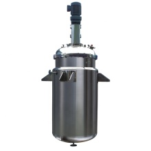 Vertical Jacketed Biological Fermentation Tank