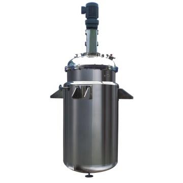 Réacteur de mélange chimique à haute pression de réservoir d'ensemencement