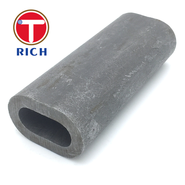TORICH Good OD and ID Tolerance Controlled Elliptical Steel Tubes