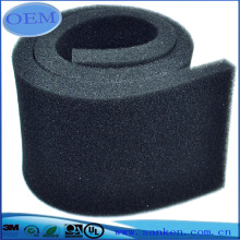 Roll Of Black PE Foam Filter