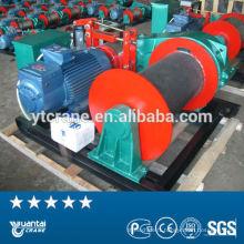 5 t, 10 t, 20 t, treuil électrique pour le charbon, exploitation minière condition, ATEX
