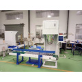 automatic RICE PACKING MACHINE used in rice mill