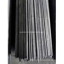 Barras rectas de corte de hormigón