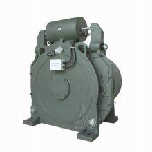 Sin engranaje imán permanente / máquina de tracción ascensor 4000kg 3.0 m/s WTYF380