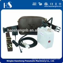 HS08AC-B Best Selling Produkte Mini Air Kompressor mit Tasche & Filter