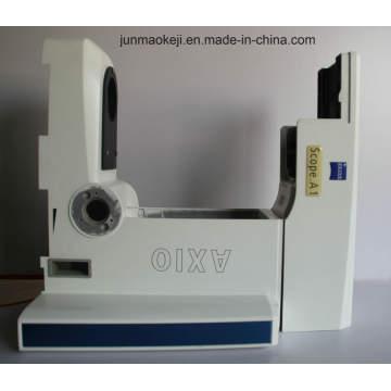 Peças de instrumentos de alumínio Carl Zeiss Microscópio