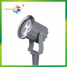 Luz de aluminio del jardín de 9W LED para la iluminación