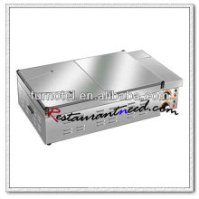K588 Stainless Steel With Cabinet Electric Chips Fryer