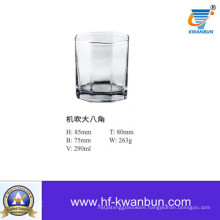 Machine Press-Blow Glass Cup with Good Price High Quality Kb-Hn01036