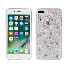 Tinsel coreano Faddish Apple Iphone x Holder