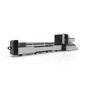 Máquinas de corte de tubos a laser