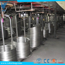 L'Inde exige un fil d'acier inoxydable à rouleau froid 410