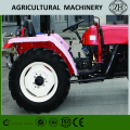 Pertanian Full Hydraulic Steering 50HP 4Wd Wheel Tractor