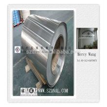 Bobina de folha de alumínio