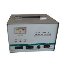 1kVA SVC Singe Phase AC Voltage Stabilizer