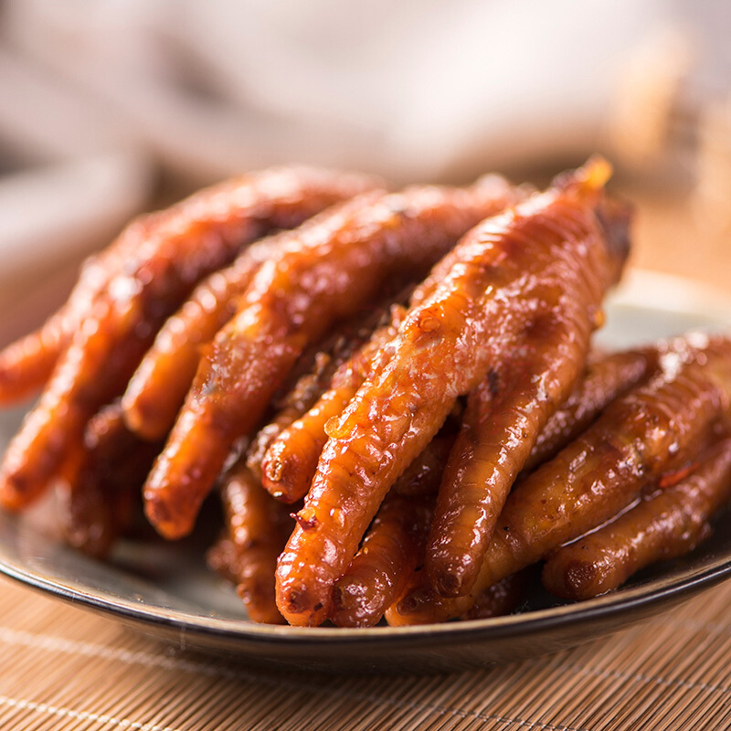 Chicken Feet Have High Nutritional Value