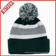 Customs Fashion Acrylic Knitted Cap Beanie