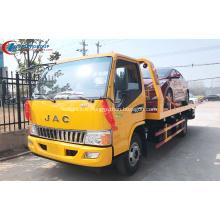 Tout nouveau véhicule de remorquage pour véhicules légers JAC de 5,6 m