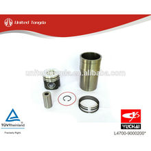 YuChai engine YC6L Piston, piston ring, piston pin, cylinder liner L4700-9000200*