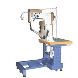 Maszyna do szycia sznurowania bocznego mokasynowego do butów górnych i podeszew