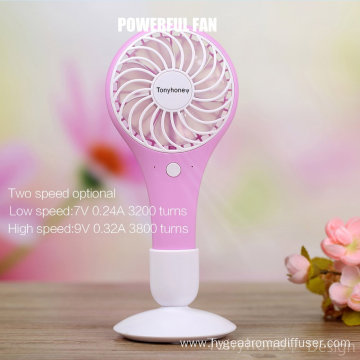 Handheld Mini Personal Battery Operated Portable USB Fan