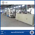 PE / PVC-Schaum-Brett-Verdrängungs-Maschinerie-Linie
