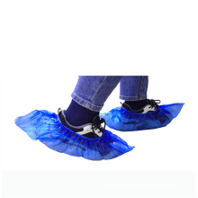 100pcs/1bag Large size Thicken  Disposable Plastic Shoe Covers Waterproof And Dustproof CPE Disposal Shoe Cover