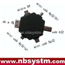 Adaptador multifunción USB