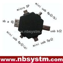 Adaptateur multifonction USB