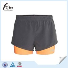 Wholesale Women Running Shorts with Underwear