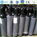 Cylindre de gaz en acier sans couture à haute pression de 13.4L (ISO165-13.4-20)